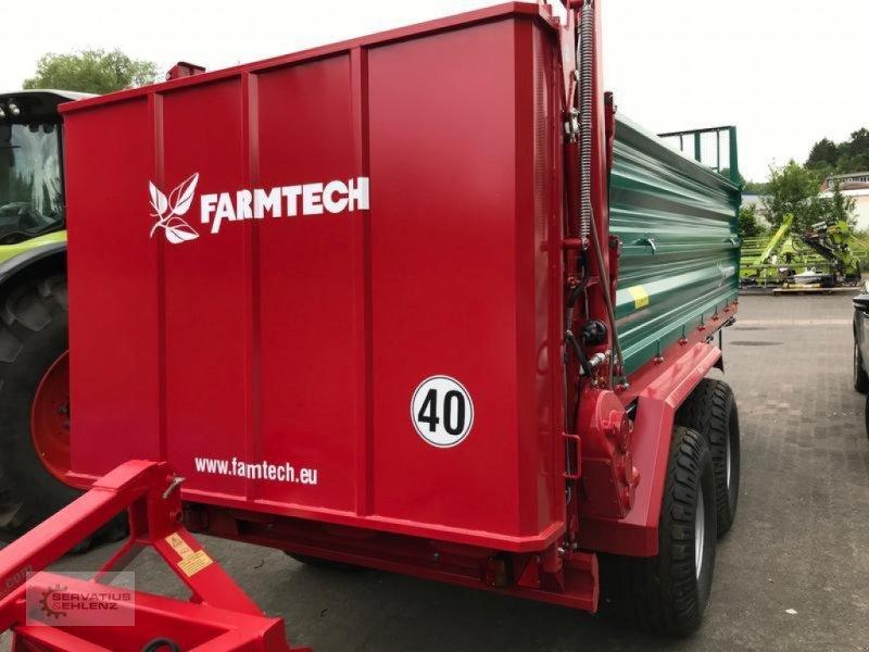 Dungstreuer des Typs Farmtech SUPERFEX 1200 Vorführer mit Stauschieber, Neumaschine in Rittersdorf (Bild 4)