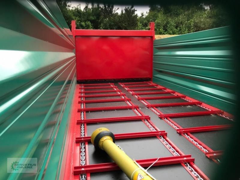 Dungstreuer des Typs Farmtech SUPERFEX 1200 Vorführer mit Stauschieber, Neumaschine in Rittersdorf (Bild 3)