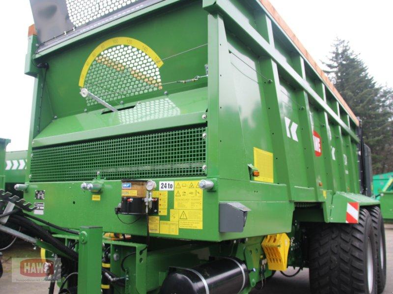 Dungstreuer des Typs Hawe DST 24, Gebrauchtmaschine in Wippingen (Bild 1)