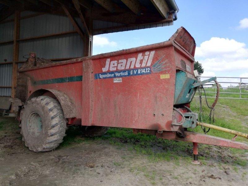 Dungstreuer du type Jeantil EVR 14.12, Gebrauchtmaschine en Le Horps (Photo 1)
