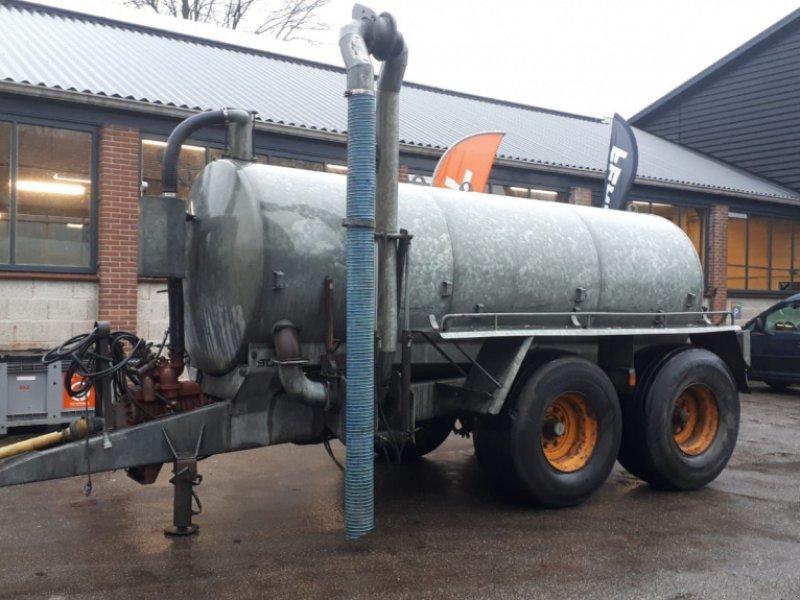 Dungstreuer типа Joskin 8000 L mesttank, Gebrauchtmaschine в Maartensdijk (Фотография 1)