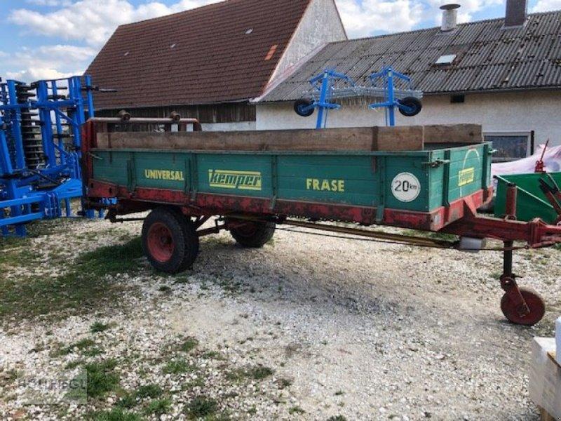 Dungstreuer типа Kemper Universal Frase, Gebrauchtmaschine в Hohenburg (Фотография 2)