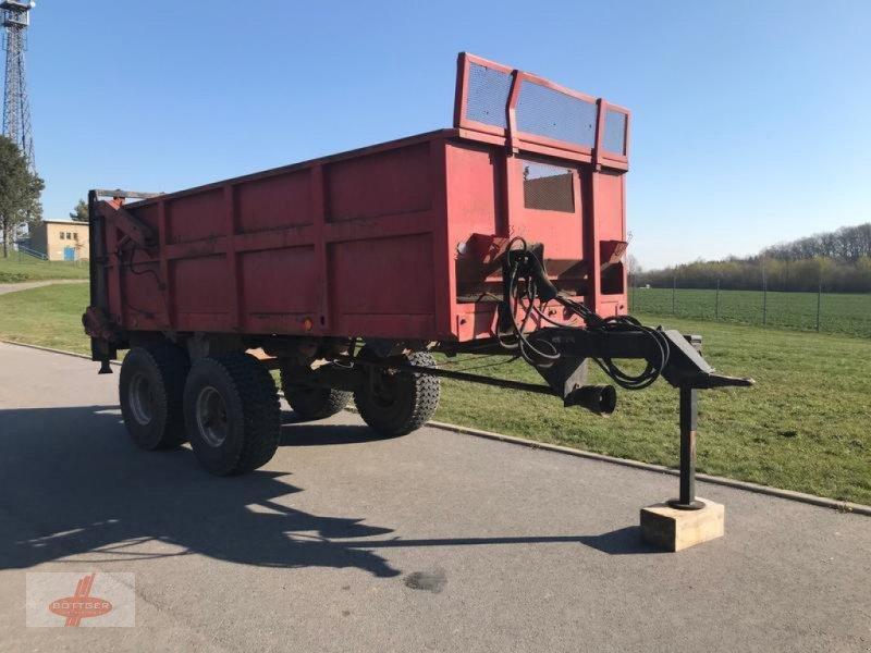 Dungstreuer des Typs LMR Azene PTU-10A, Gebrauchtmaschine in Oederan (Bild 1)