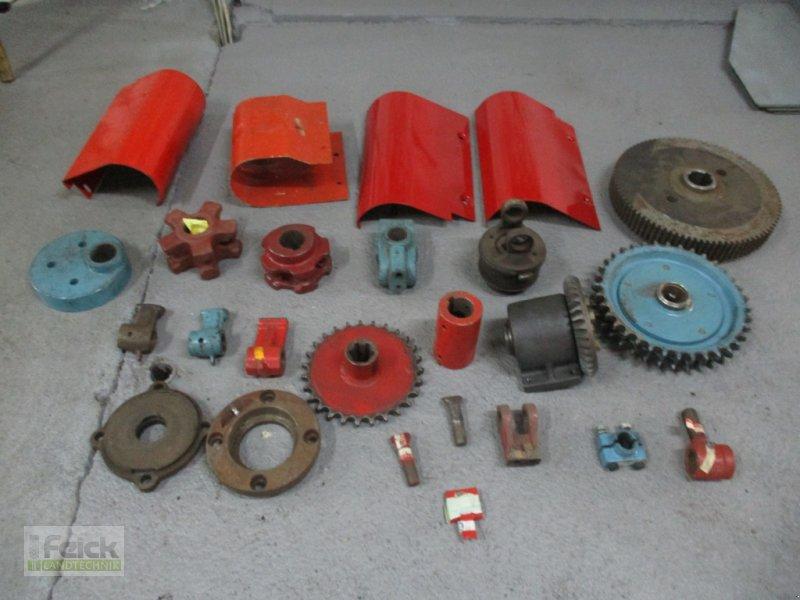 Dungstreuer des Typs Mengele Ersatzteile für Stalldungstreuer, Gebrauchtmaschine in Reinheim (Bild 1)