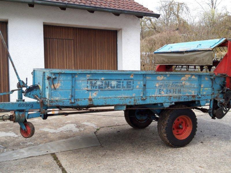 Dungstreuer des Typs Mengele es 25 h, Gebrauchtmaschine in Berching (Bild 1)