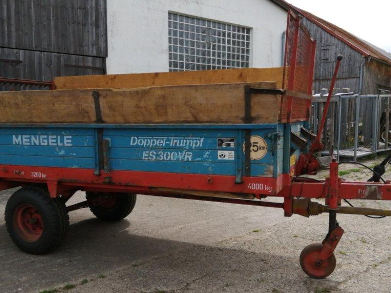 Dungstreuer типа Mengele ES 300 VR, Gebrauchtmaschine в Hemau (Фотография 1)