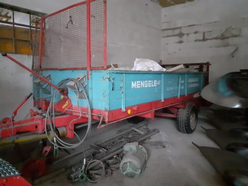 Dungstreuer des Typs Mengele ES 450 VR, Gebrauchtmaschine in Langenau (Bild 1)