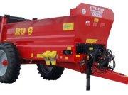 Metaltech 8t Stalldungstreuer mit stehende walzen Rozmetač maštaľných hnojív