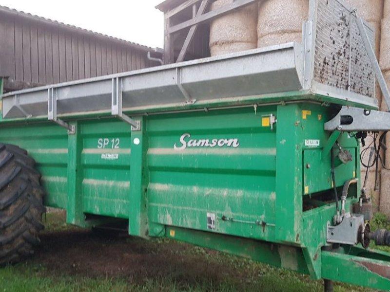 Dungstreuer типа Samson SP15, Gebrauchtmaschine в CHAILLOUÉ (Фотография 1)