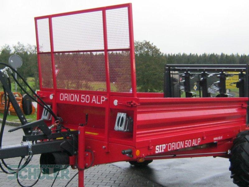 Dungstreuer a típus SIP ORION 50 ALP, Neumaschine ekkor: St. Märgen (Kép 1)