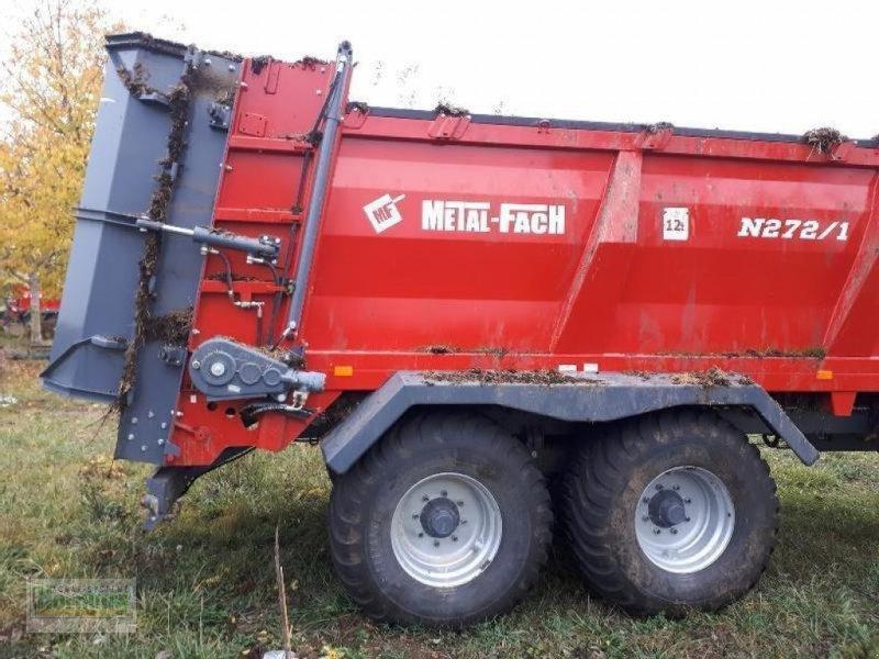 Dungstreuer типа Sonstige MF 20, Vorführmaschine в Unterschneidheim-Zöbingen (Фотография 4)