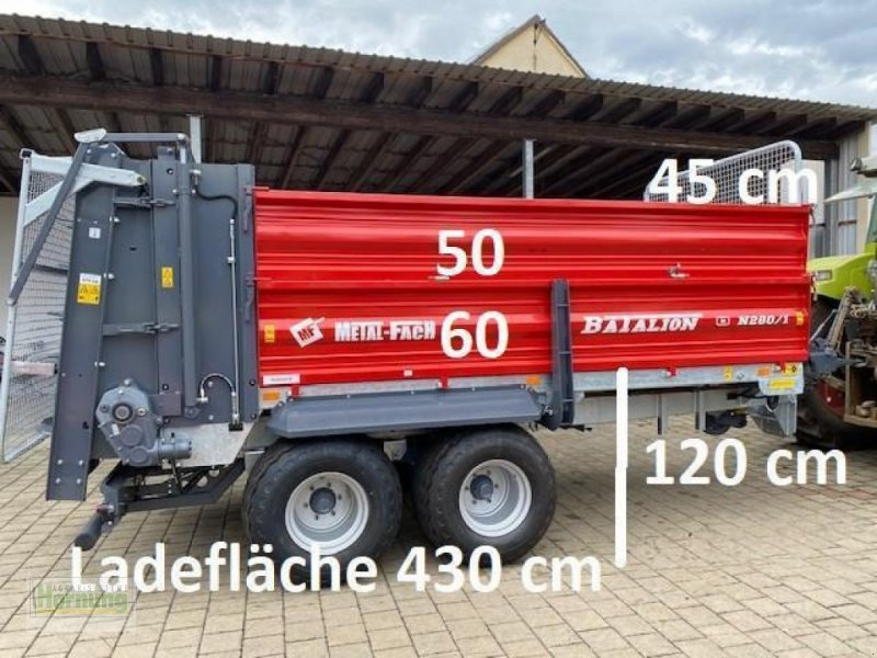 Dungstreuer типа Sonstige Sonstiges, Gebrauchtmaschine в Unterschneidheim-Zöbingen (Фотография 1)