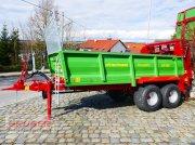 Strautmann MS 801 - Holzboden - lackierter Rahmen Разбрасыватель навоза