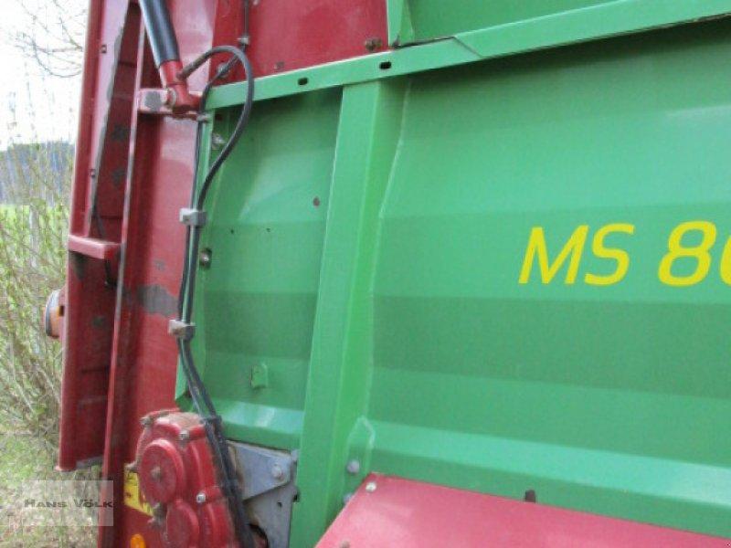 Dungstreuer des Typs Strautmann MS 801, Gebrauchtmaschine in Soyen (Bild 4)