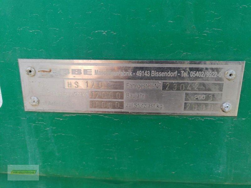 Dungstreuer tip Tebbe HS 120, Gebrauchtmaschine in Barsinghausen OT Groß Munzel (Poză 4)
