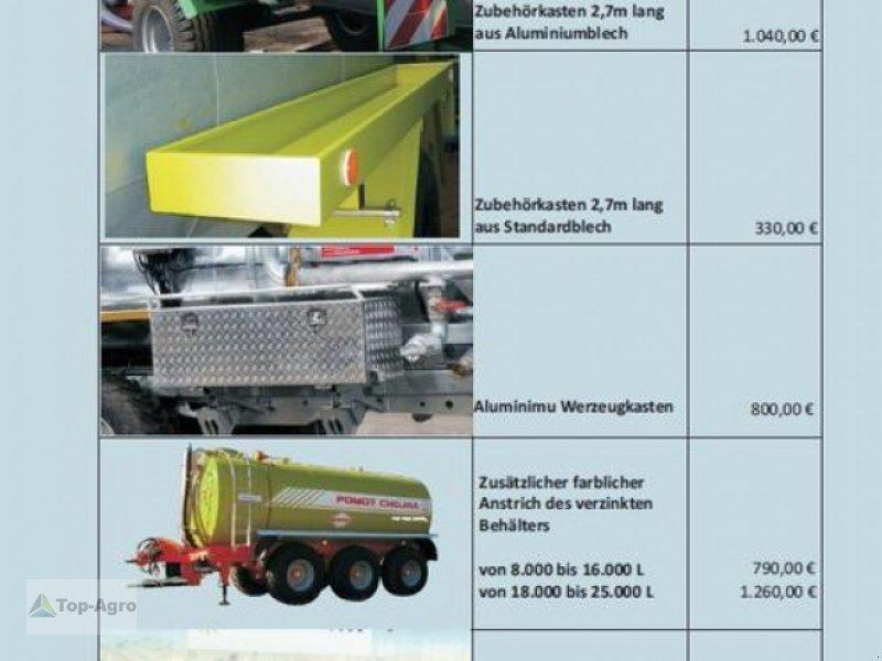 Dungstreuer typu Top Agro Pomot Güllefasswagen Tandem 10000L-20000L(GF-TD), Neumaschine w Zgorzelec (Zdjęcie 16)