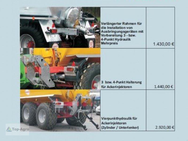 Dungstreuer typu Top Agro Pomot Güllefasswagen Tandem 10000L-20000L(GF-TD), Neumaschine w Zgorzelec (Zdjęcie 15)
