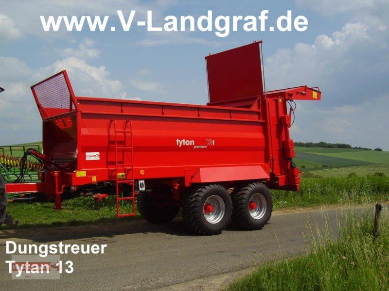 Dungstreuer des Typs Unia Tytan 13 Premium, Neumaschine in Ostheim/Rhön (Bild 1)
