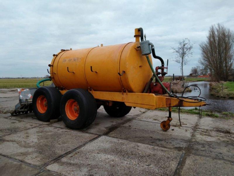 Dungstreuer типа Veenhuis 5800 liter mesttank, Gebrauchtmaschine в Stolwijk (Фотография 1)