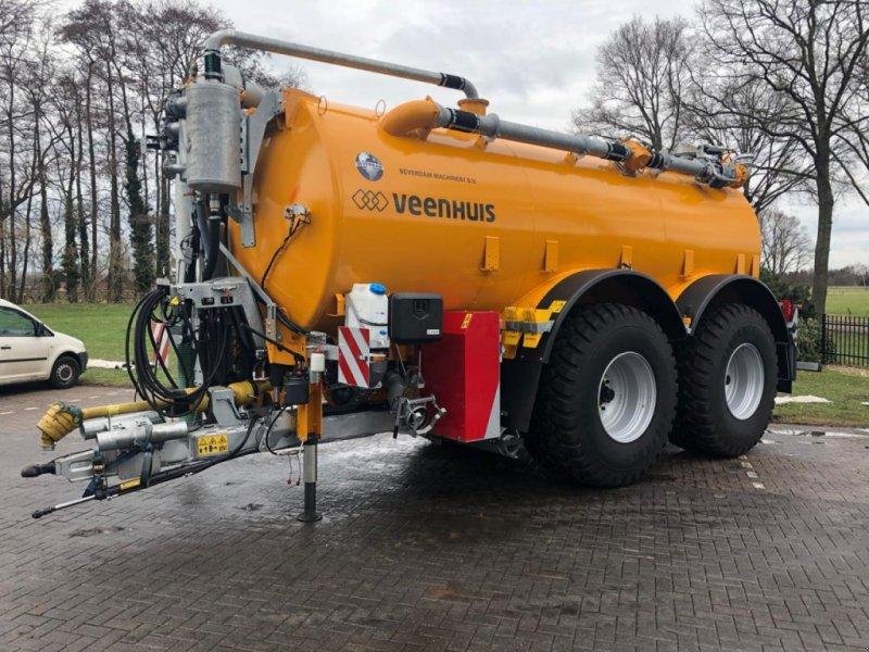 Dungstreuer типа Veenhuis Premium Integral, Gebrauchtmaschine в Vriezenveen (Фотография 1)