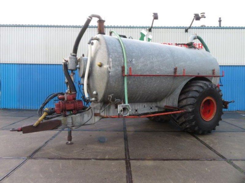 Dungstreuer типа VGM Mesttank 11000 liter, Gebrauchtmaschine в Joure (Фотография 1)