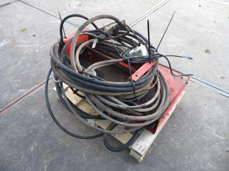 Dungstreuer типа Vredo TV hydr. ventielenblok, Gebrauchtmaschine в Joure (Фотография 1)