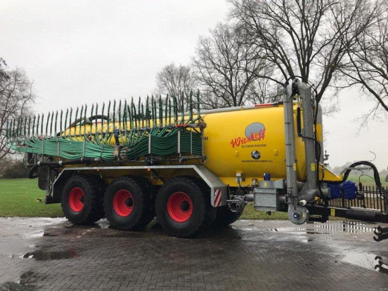 Dungstreuer типа Wienhoff 30000 liter met 18/24m vogelsang, Gebrauchtmaschine в Vriezenveen (Фотография 1)