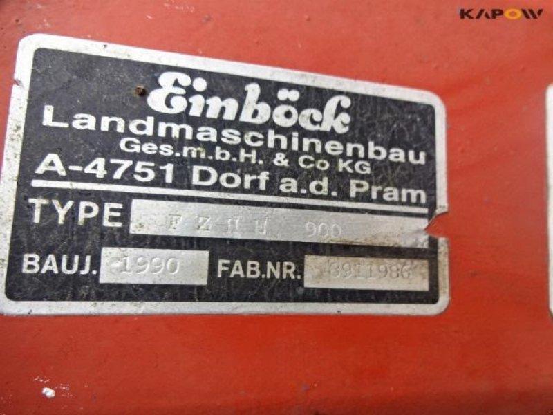 Egge del tipo Einböck FZHE900, Gebrauchtmaschine en Østbirk (Imagen 3)