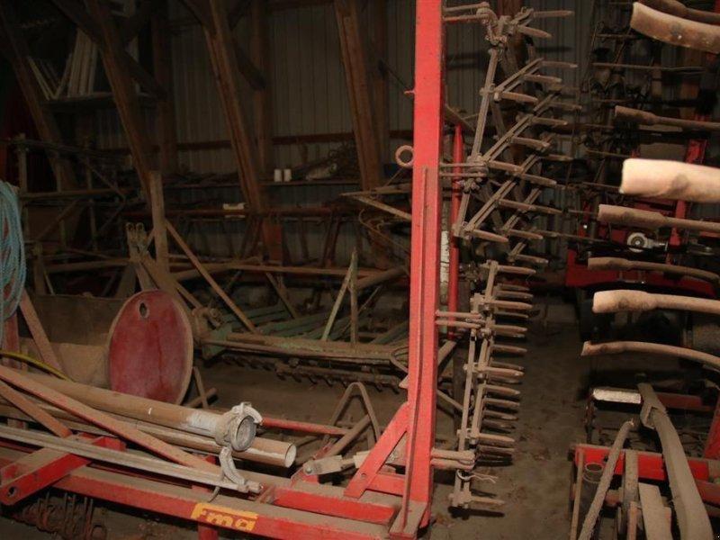 Egge des Typs FMA 8 led med lift ramme, Gebrauchtmaschine in Høng (Bild 1)