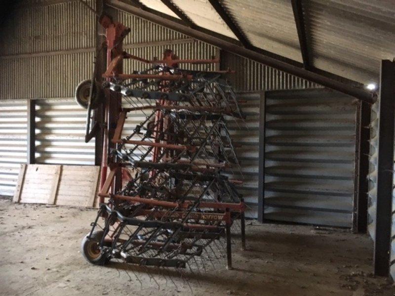 Egge des Typs OPICO Comb Harrow, Gebrauchtmaschine in Grantham (Bild 4)
