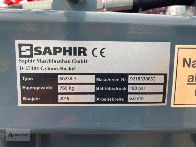Egge a típus Saphir Perfekt 602S4, Neumaschine ekkor: Hillesheim (Kép 5)