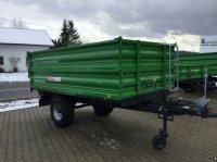 Gerbl EDK 50 egytengelyes billenthető pótkocsi