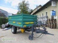 Oehler OL EDK 35 S Drei-Seitenkipper mit Handpumpe & Werkzeugkiste egytengelyes billenthető pótkocsi