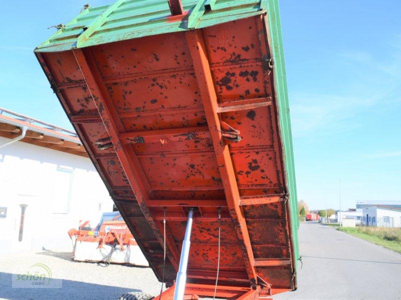 Einachskipper des Typs Unsinn Drei-Seitenkipper, Kipper mit zwei Stahl-Bordwänden, Gebrauchtmaschine in Burgrieden (Bild 5)