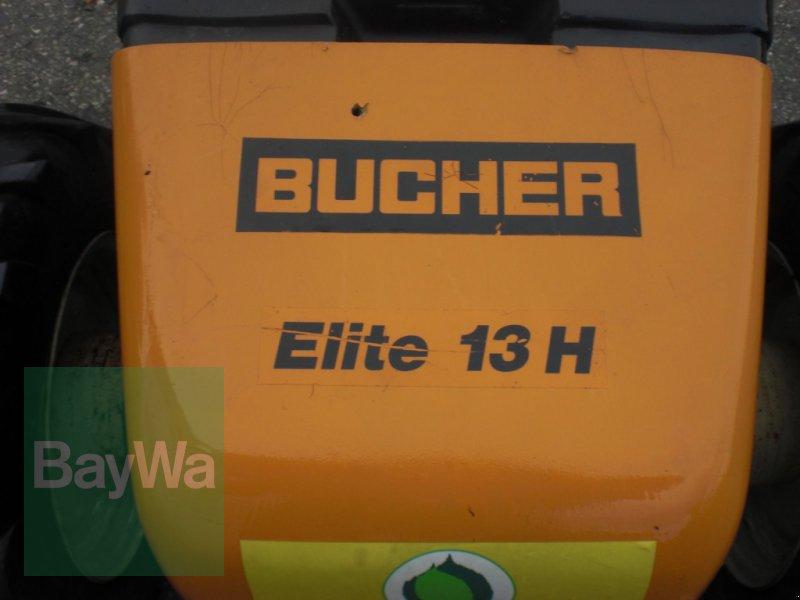 Einachstraktor des Typs Bucher HS 13, Gebrauchtmaschine in Schönau b.Tuntenhausen (Bild 9)