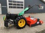 Einachstraktor des Typs Ferrari 346 Diesel monteret med ny stennedlægger в Suldrup