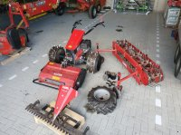 Köppl CC Traktorek jednoosiowy