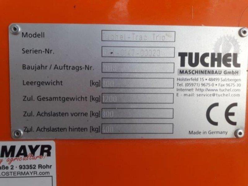 Einachstraktor des Typs Tuchel Trac Trio, Gebrauchtmaschine in Abensberg (Bild 11)