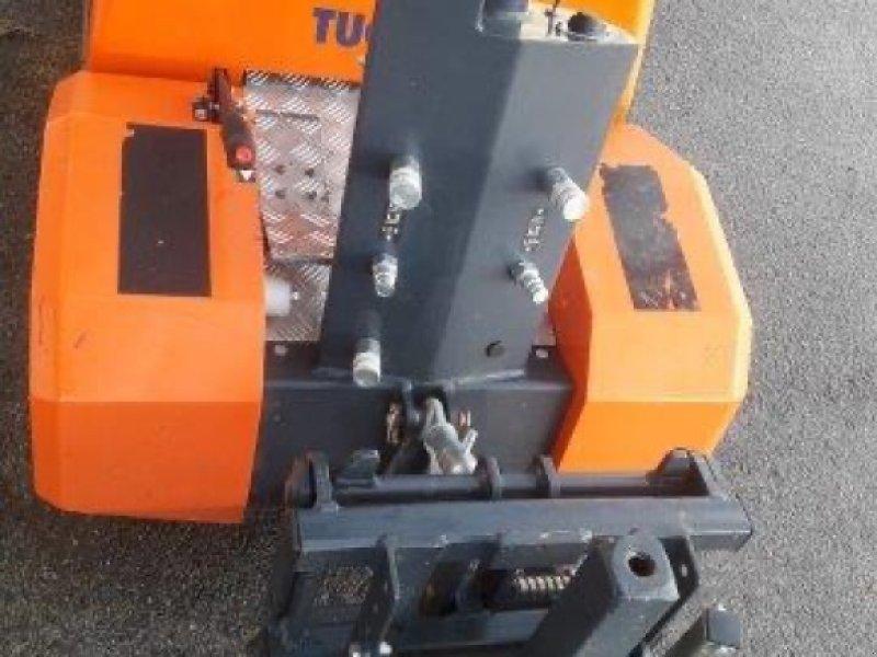 Einachstraktor des Typs Tuchel Trac Trio, Gebrauchtmaschine in Abensberg (Bild 5)