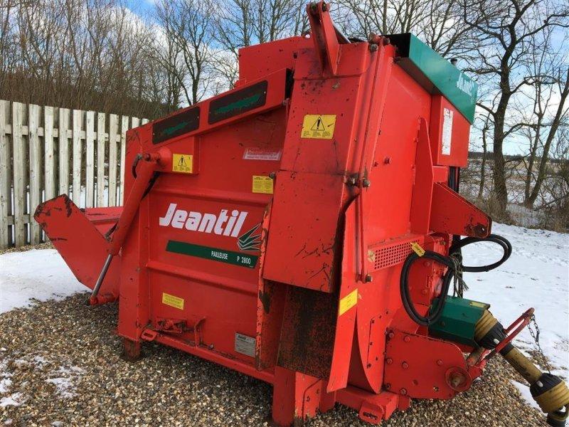 Einstreutechnik типа Jeantil P2800 til rund- og bigballer, Gebrauchtmaschine в Outrup (Фотография 1)