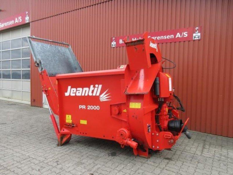 Einstreutechnik типа Jeantil PR-2000RGT, Gebrauchtmaschine в Ribe (Фотография 1)