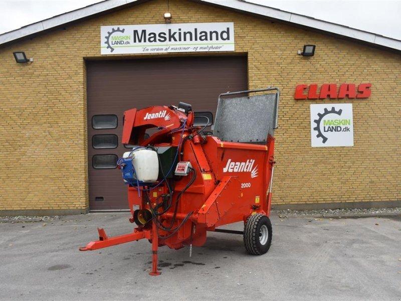 Einstreutechnik типа Jeantil PR2000 Holsø, Gebrauchtmaschine в Grindsted (Фотография 1)