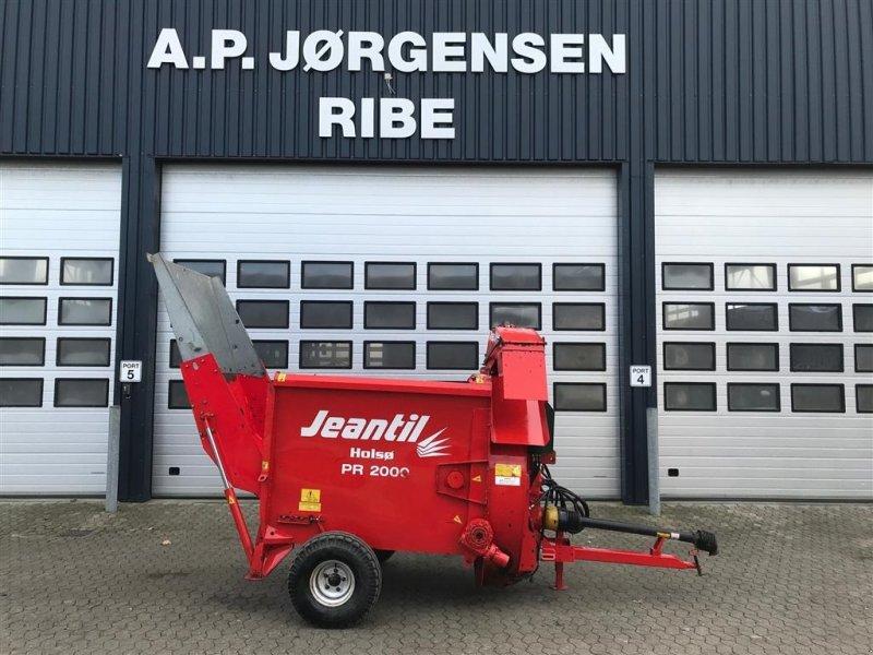 Einstreutechnik типа Jeantil PR2000, Gebrauchtmaschine в Ribe (Фотография 1)