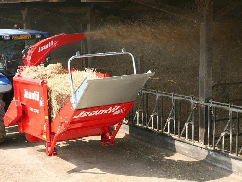Einstreutechnik a típus Jeantil PR2000, Gebrauchtmaschine ekkor: Ribe (Kép 1)