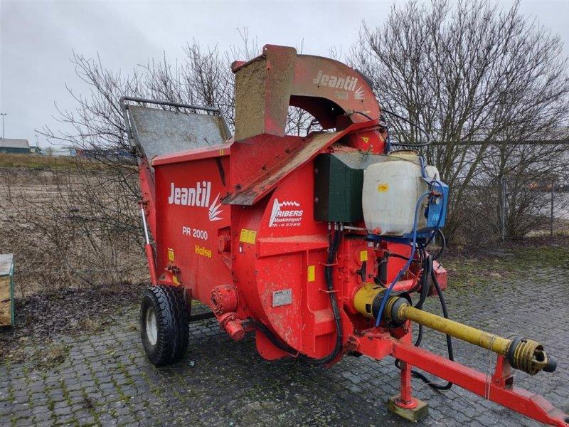 Einstreutechnik типа Jeantil PR2000, Gebrauchtmaschine в Randers Sv (Фотография 1)