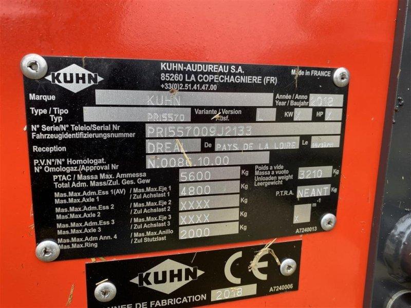 Einstreutechnik типа Kuhn 5570M, Gebrauchtmaschine в Rødding (Фотография 7)