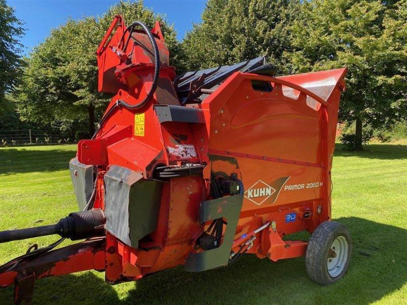 Einstreutechnik типа Kuhn Primor 2060 H Bugseret, Gebrauchtmaschine в Kjellerup (Фотография 1)