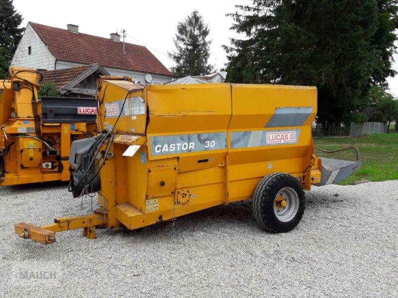 Einstreutechnik типа Lucas Castor 30, Gebrauchtmaschine в Burgkirchen (Фотография 1)
