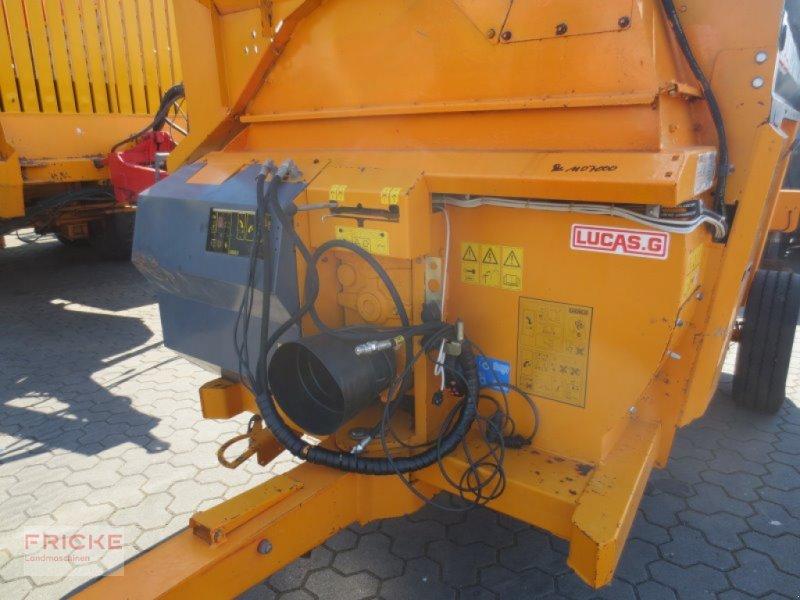 Einstreutechnik типа Lucas CASTOR + 53 UG, Gebrauchtmaschine в Bockel - Gyhum (Фотография 11)
