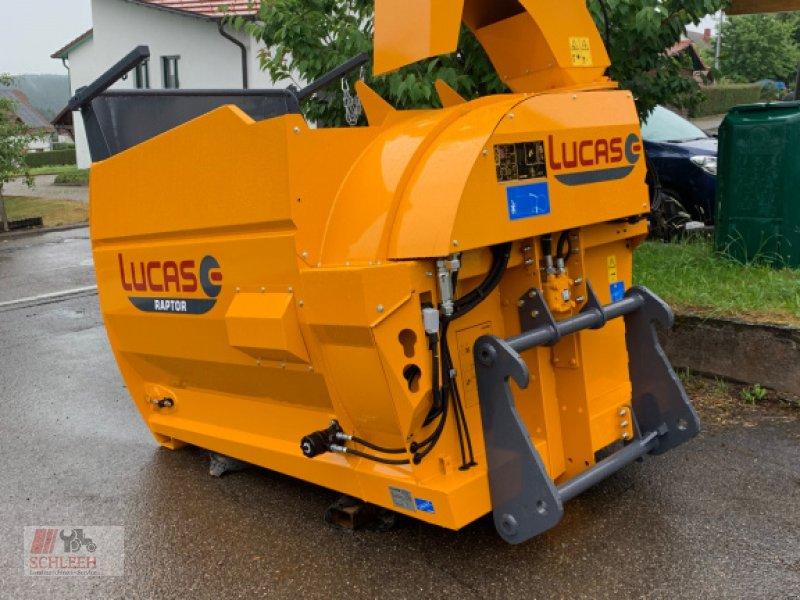 Einstreutechnik типа Lucas Raptor T, Neumaschine в Neuweiler (Фотография 1)